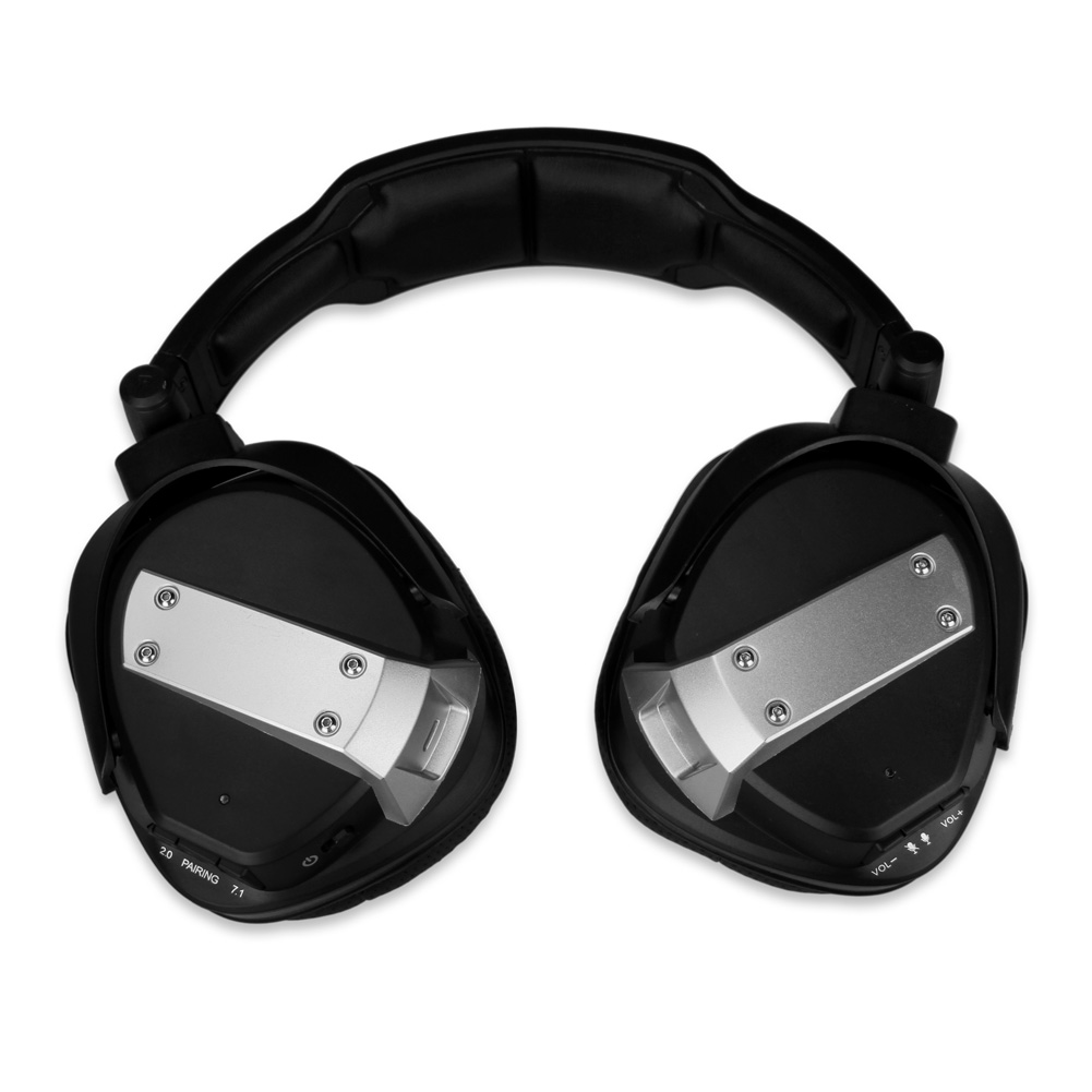 HW-K3 2.4Ghz Optical Wireless Gaming Headset  -