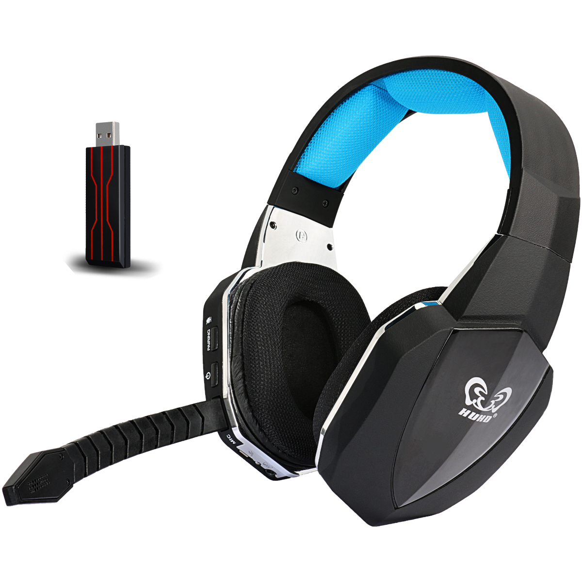 HW-N8    2.4Ghz USB Wireless Gaming Headset